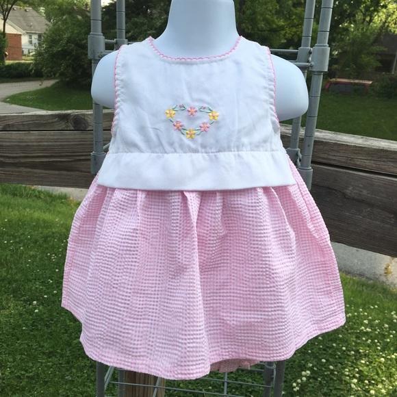 My Pal Other - Infant Dress Set! EUC!